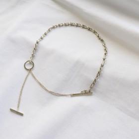 典藏傳承-馬蹄幸運枷鎖項鍊