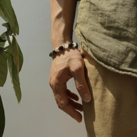 Bright & Shadow-妳與我男款手環