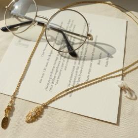 聖托里尼-荷魯斯之眼兩戴眼鏡鍊